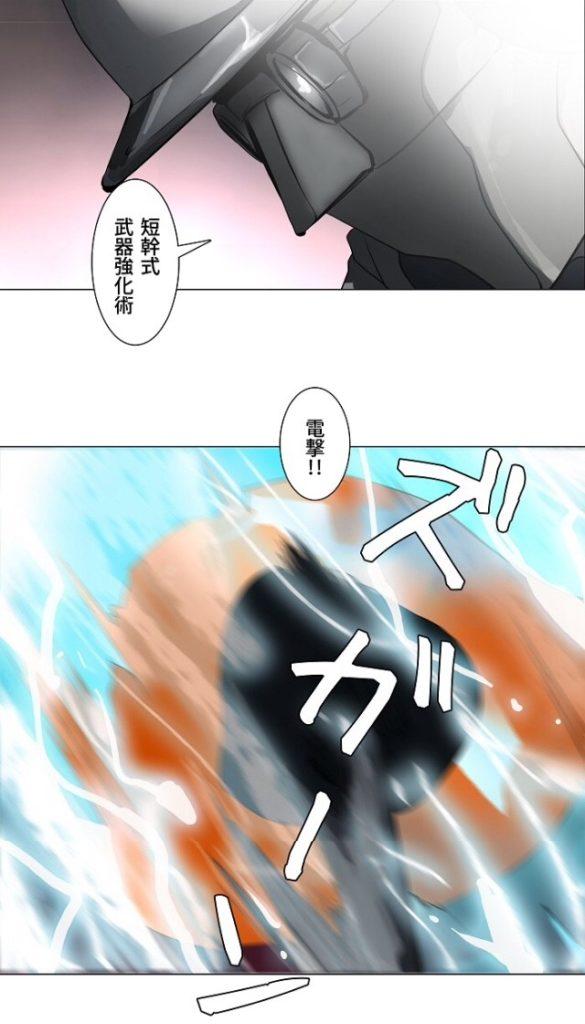 短幹式 武器強化術 電撃