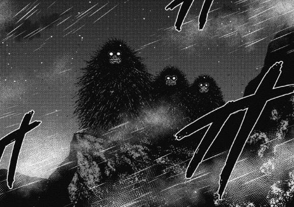 モンキーピークの魔猿たち