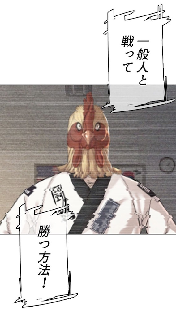 喧嘩独学の喧嘩の独学法を配信する闘鶏